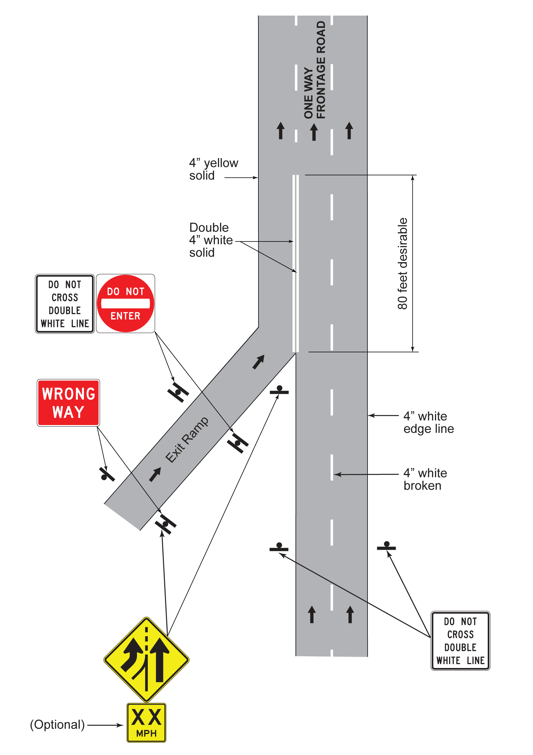Sign Guidelines And Applications Manual Stop And Yield Signs